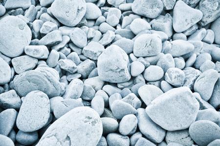 Beach stones background Stock fotó