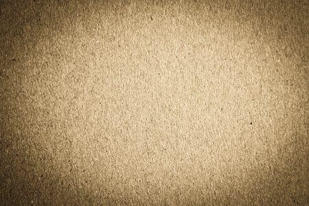 Cardboard with focus light, texture or background