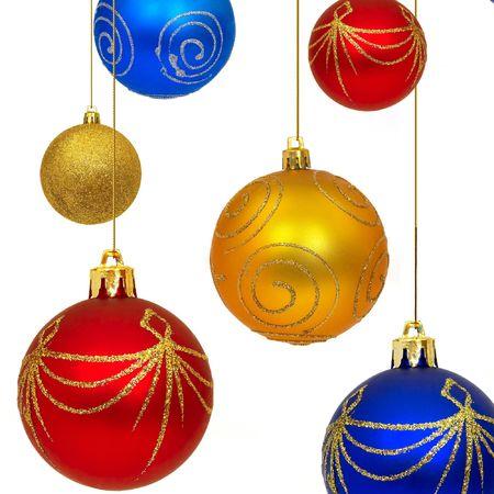 Christmas balls Stock Photo - 4020551