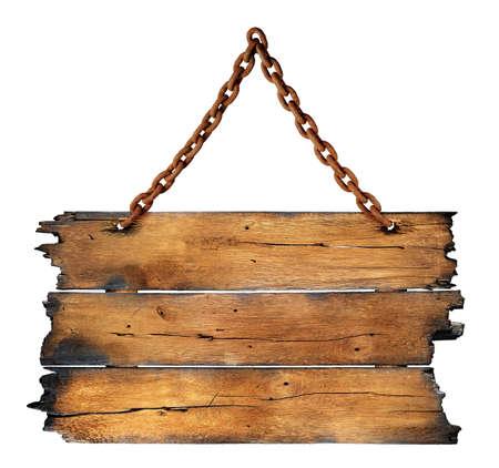 planche: Conseil de bois calcin� isol�e sur blanc  Banque d'images