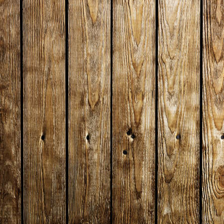 brown wood board. wood texture with natural patterns photo