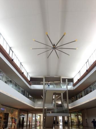 ceiling fan: Extra large ceiling fan
