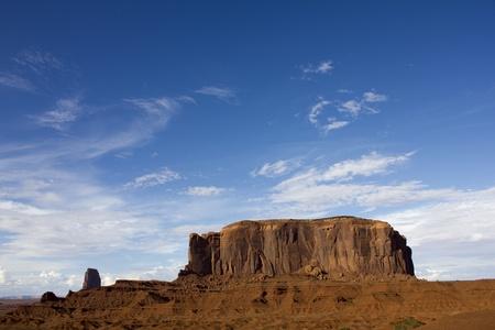 tribal park: Monument Valley Navajo Tribal Park Stock Photo