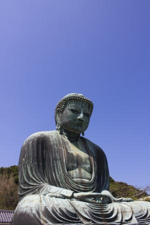 kamakura: Great Buddha in Kamakura, Japan
