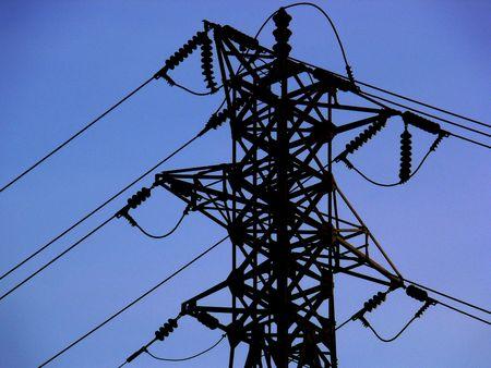Power Tower Stok Fotoğraf - 1312033