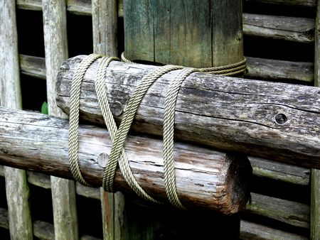 Logs and Rope