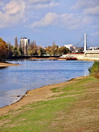 krasnodar: The beautiful city of Krasnodar - a city in southern Russia