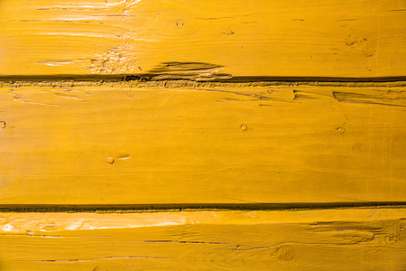 The textured surface of the wooden planks for construction and garden improvement Stock Photo