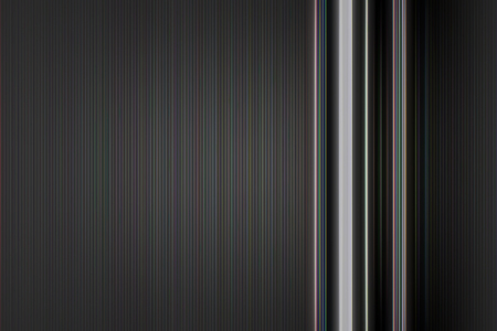distorted image: Abstract image in the style of television white noise with vertical lines