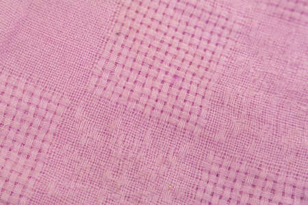 Textured fabric-based material for craft and creativity