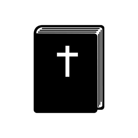Bible book icon Ilustração