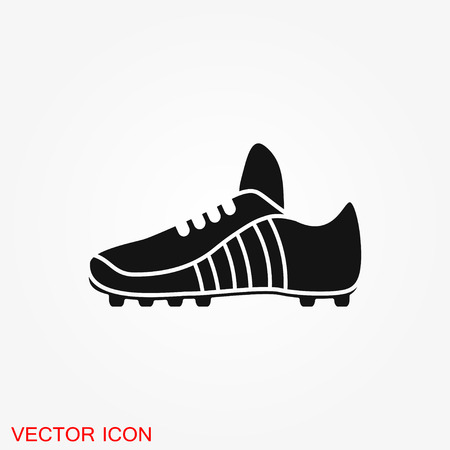 Soccer icon logo, illustration, vector sign symbol for design