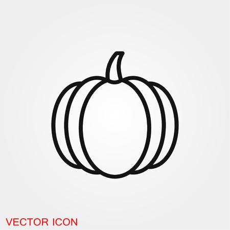Vegetables Icon vector sign symbol 版權商用圖片 - 124089496