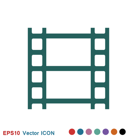 Frame icon vector, frame icon for web and app logo, illustration, vector sign symbol for design 免版税图像 - 124359712