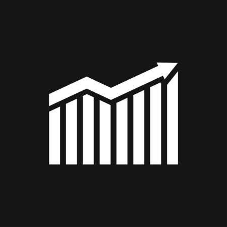 Budget, accounting vector icon. Business and financial symbol Çizim