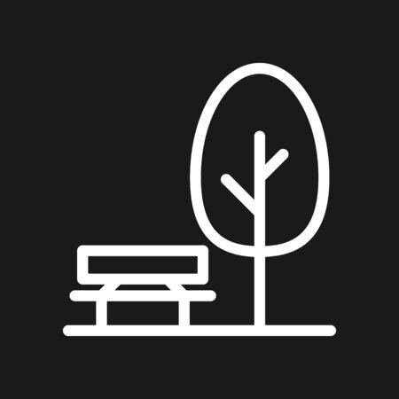 Garden icon isolated on background. Gardening symbol Reklamní fotografie - 138097687