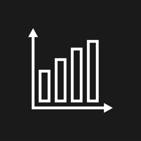 Diagram and graphs vector icons for design. Фото со стока - 137954920