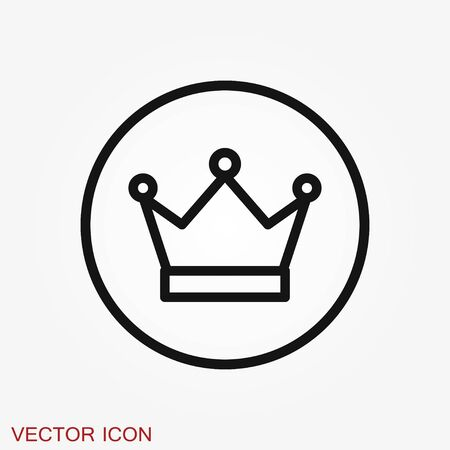 Victory icon. Winner symbol isolated on background.