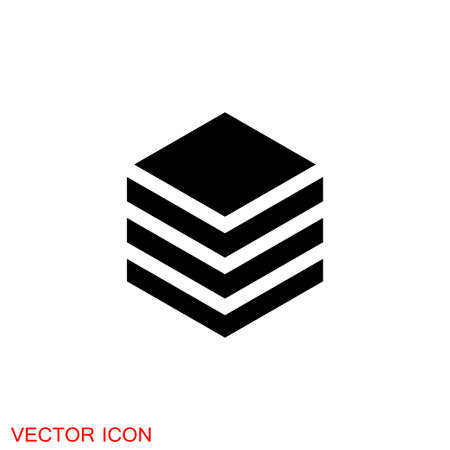 Box icon. Vector Gift Box Icons, Holiday 矢量图像