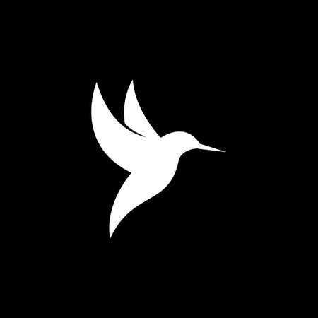 Birds icon. Birds Silhouette different vector 矢量图像