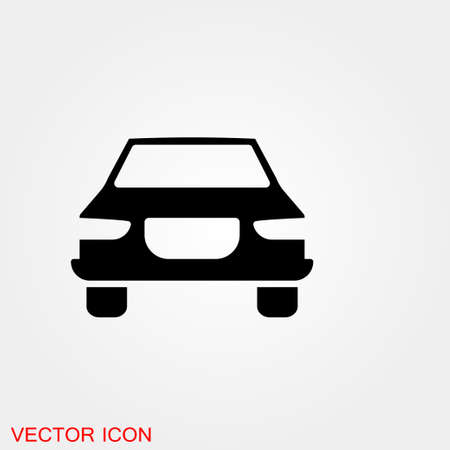 Auto icon. Car icon Vector Illustration, automobile, motor vehicle