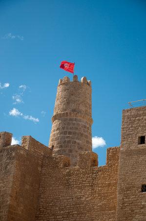 Ribat in Monastir in Tunisia