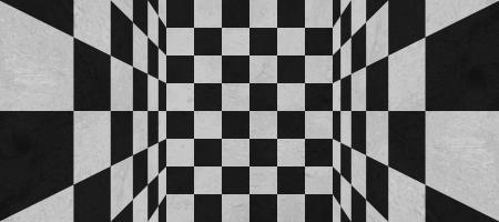 Checkered texture photo