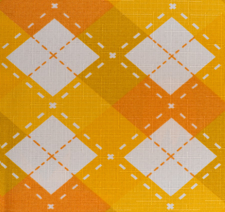 Fabric plaid texture. Cloth and collars background photo