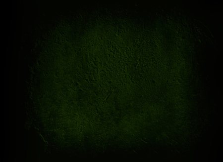 creaky: dark green wall background or texture Stock Photo