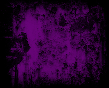 dark violet grunge rusty metal wall background or texture