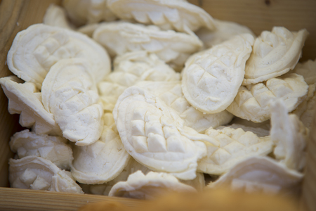 oscypek: Traditional polish smoked cheese oscypek
