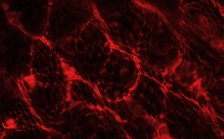 the dazzle: Fantasy red abstract energy background Stock Photo
