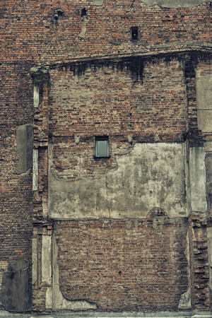 ruinous: The Wall of ruinous building