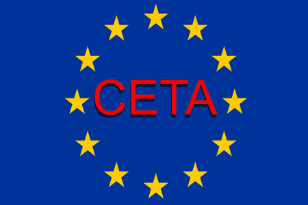 comprehensive: CETA - comprehensive economic and trade agreement on Euro Union Background