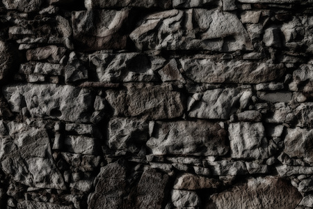 close up on stone rock background or texture