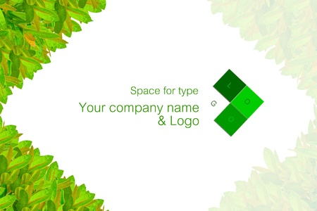 This card for use all work, such as greeting card, name card, company card, postcard, for your contact with your are customers  photo