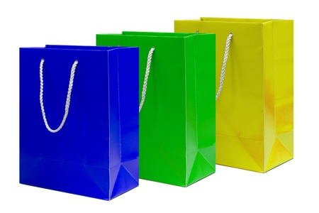 Shopping bag Stock Photo - 17547066