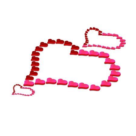 Heart and Love Stock Photo - 17547059