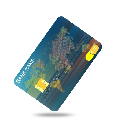 Credit card design for your business