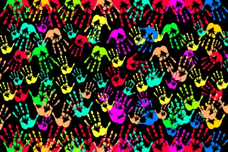 fingerpaint: Handprint IDEA