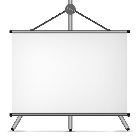 White board design for your business work photo