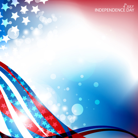 memorial day: USA Independence day vector design  Illustration