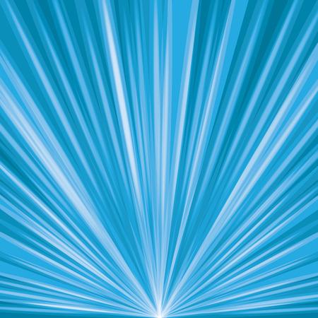 Sun rays vector background Illustration