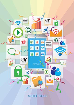 Communication technology background