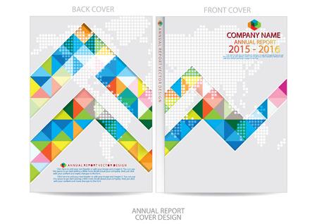 annual  report: Annual report cover design