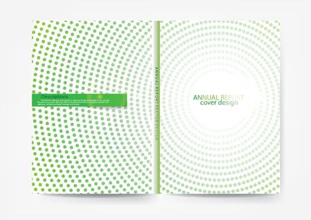 fundas: Diseño de la cubierta Informe anual