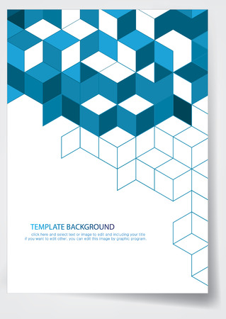 Delightful Annual Report Cover Design Royalty Free Cliparts, Vectors, And ..