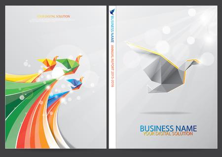 informe: Diseño de la cubierta Informe anual