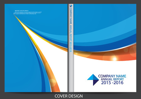 report cover design: Annual report cover design