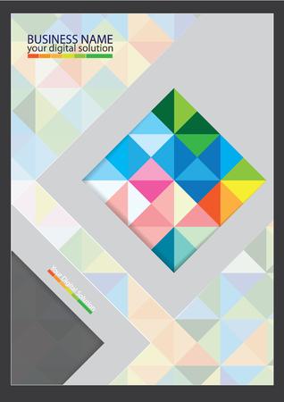 cover: Report cover design